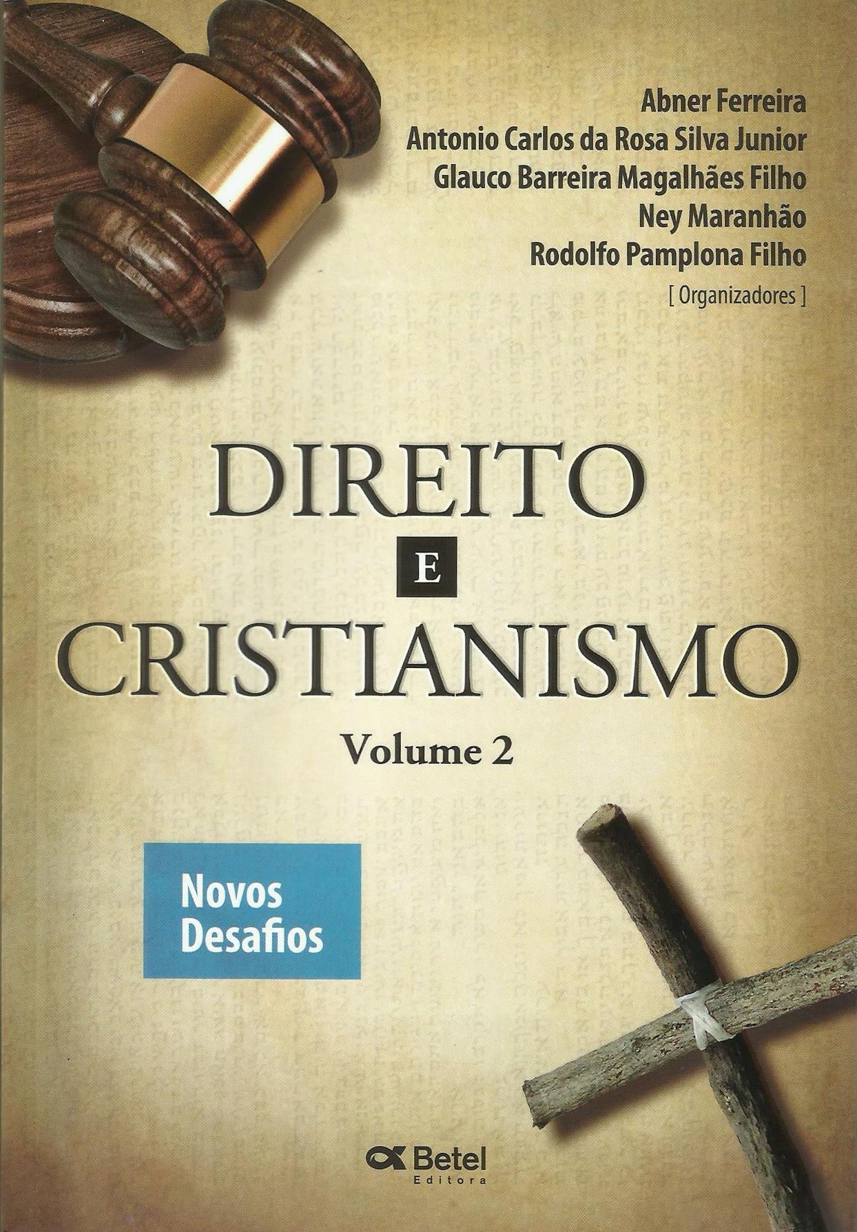 Direito e Cristianismo - Volume 2